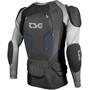 TSG Tahoe Pro A 2.0 Protective LS Shirt svart/grå