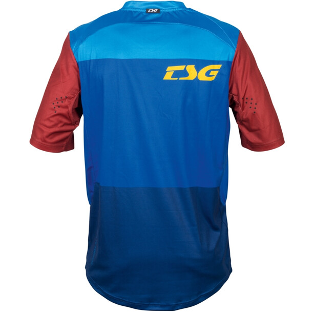 TSG Swamp Maillot manches courtes, rouge