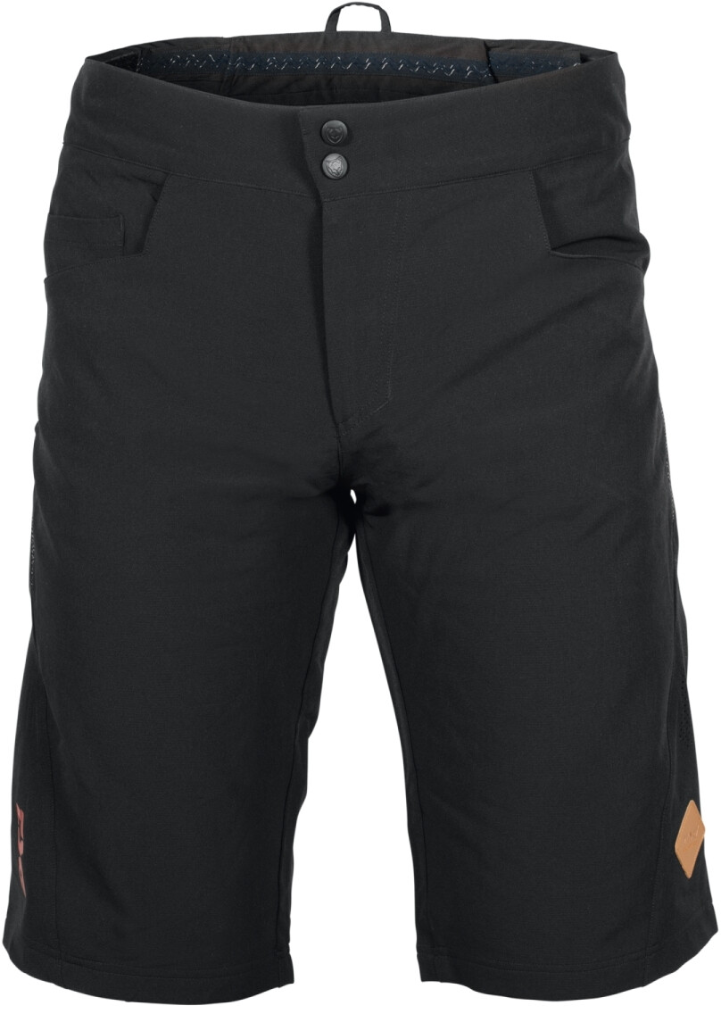 Crow On Longboard Mens Casual Shorts Pants
