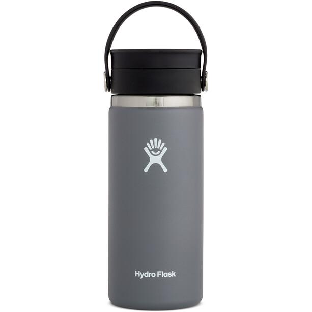Hydro Flask Coffee Flasche mit Flex Sip Deckel 473ml grau