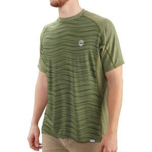 NRS H2Core Silkweight Kurzarm Shirt Herren olive olive