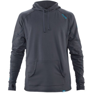 NRS H2Core Expedition Weight Pull à capuche Homme, gris gris