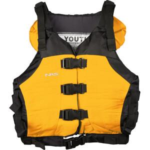 NRS Big Water V Jr. PFD, keltainen/musta keltainen/musta