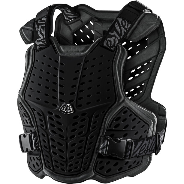 Troy Lee Designs Rockfight Brustprotektor Jugend solid black