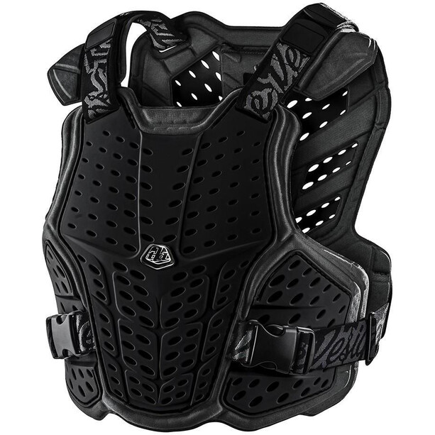 Troy Lee Designs Rockfight Brustprotektor schwarz