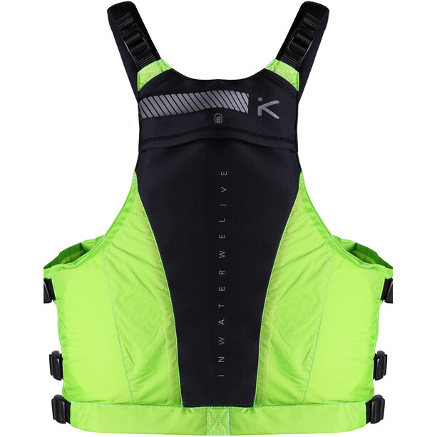 Hiko Endurance Life Jacket grön