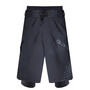 Hiko Gambit Combo Shorts black