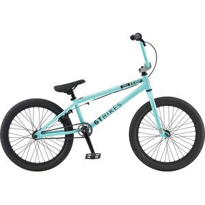"""GT Bicycles Air 20"""" 2. Wahl turquoise/black turquoise/black"""