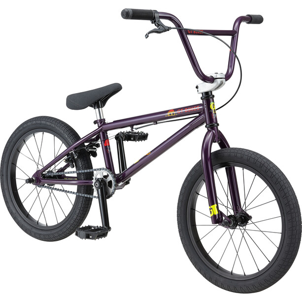 "GT Bicycles Performer 18"" 2. Wahl glossy purple/multicolor"
