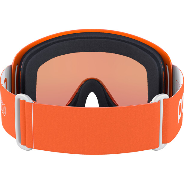 POC POCito Opsin Goggles Jugend fluorescent orange