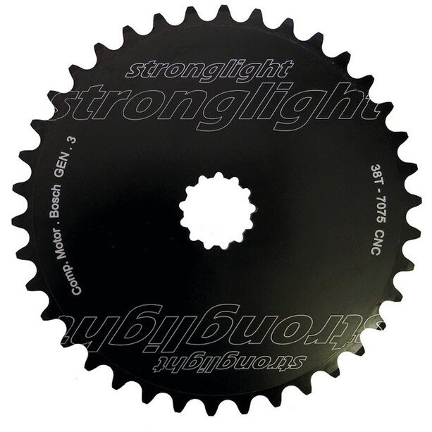 STRONGLIGHT Full Design Plateau e-bike BoschGen3 pour Chainglider