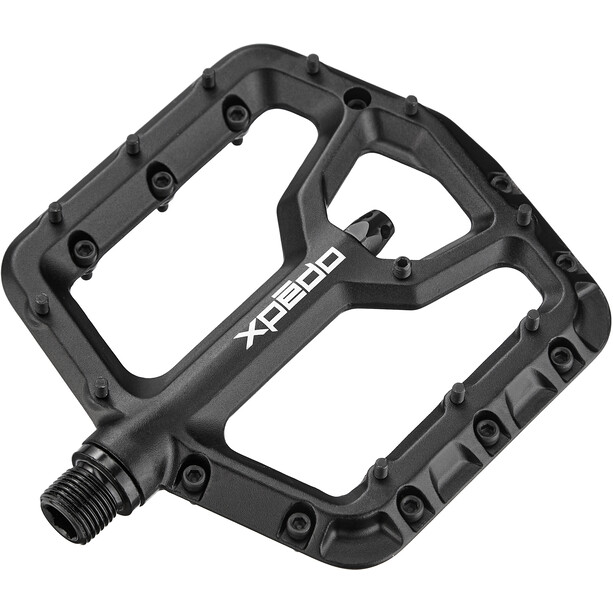 Xpedo Trident Pedals black/red