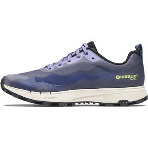 Icebug Capra RB9X Running Shoes Women purpledusk purpledusk