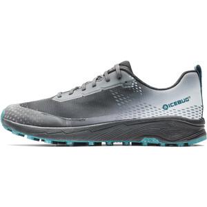Icebug Horizon RB9X Running Shoes Men black/teal black/teal