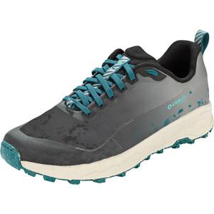 Icebug OutRun RB9X Chaussures de trail Homme, gris/bleu gris/bleu