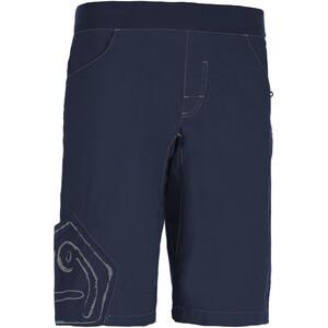 E9 Pentagò Shorts Men, blue navy blue navy