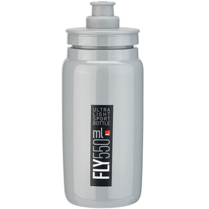 Elite Fly Trinkflasche 550ml grau grau