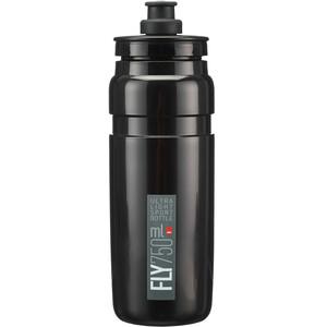 Elite Fly Drikkeflaske 750ml, sort sort
