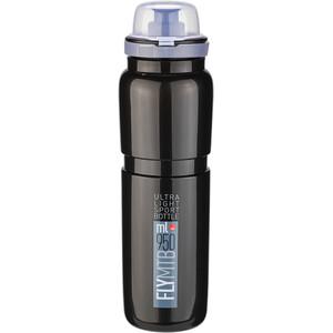 Elite Fly MTB Trinkflasche 950ml schwarz schwarz