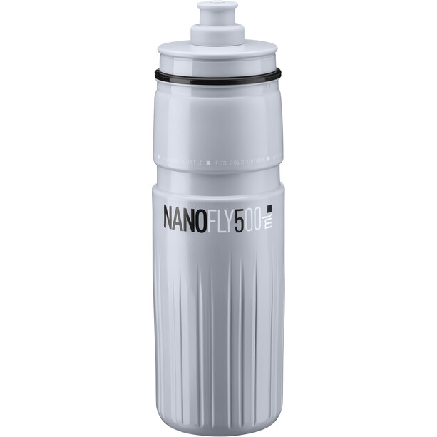 Elite Nanofly Trinkflasche 500ml grey