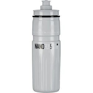 Elite Nanofly Trinkflasche 500ml grau grau