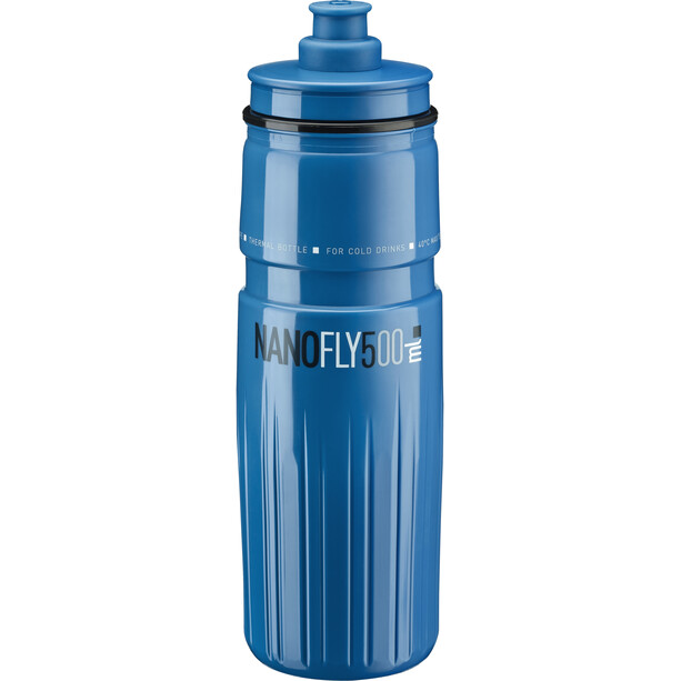 Elite Nanofly Trinkflasche 500ml blue