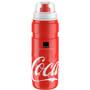 coca cola/full red