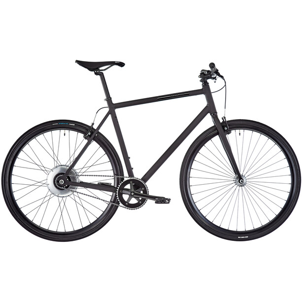 FIXIE Inc. Backspin Zehus 2.Wahl black-matte