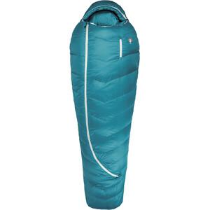 Grüezi-Bag Biopod DownWool Subzero 175 Makuupussi, sininen sininen