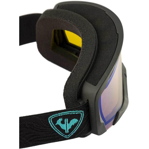 Rossignol Spiral Miror Goggles black