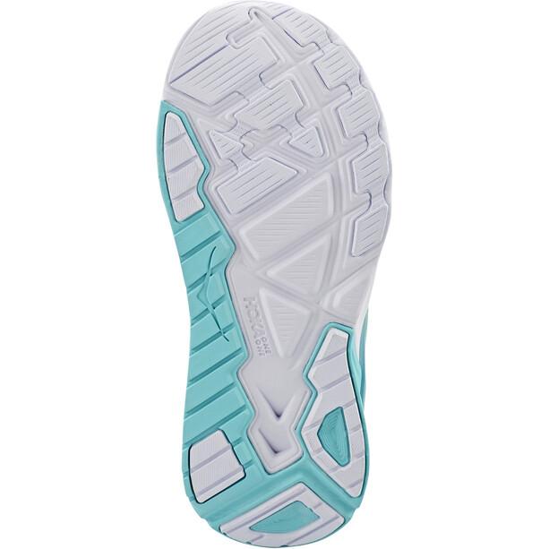 Hoka One One Arhi 4 Wide Schuhe Damen antigua sand/caribbean sea