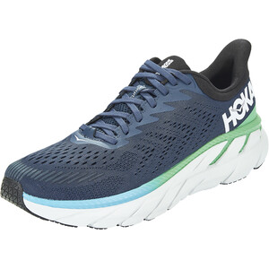 Hoka One One Clifton 7 Laufschuhe Herren moonlit ocean/anthracite moonlit ocean/anthracite