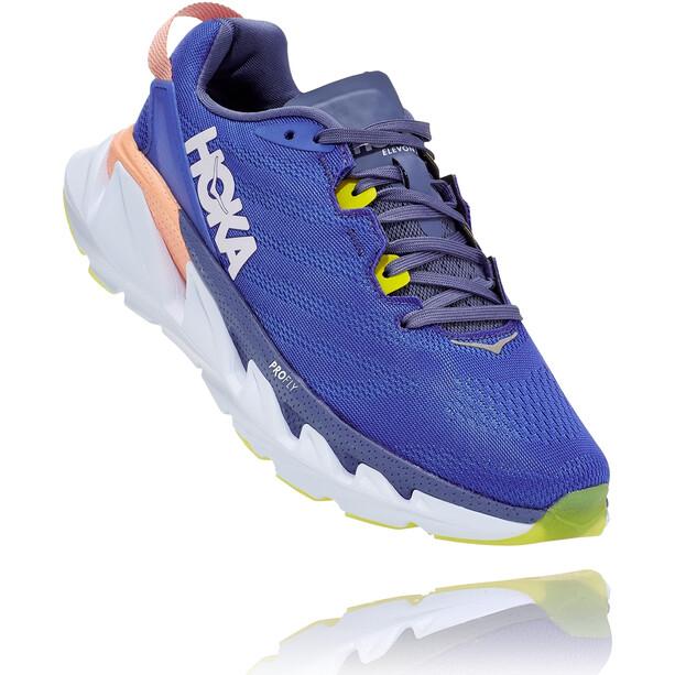 Hoka One One Elevon 2 Schuhe Damen amparo blue/white