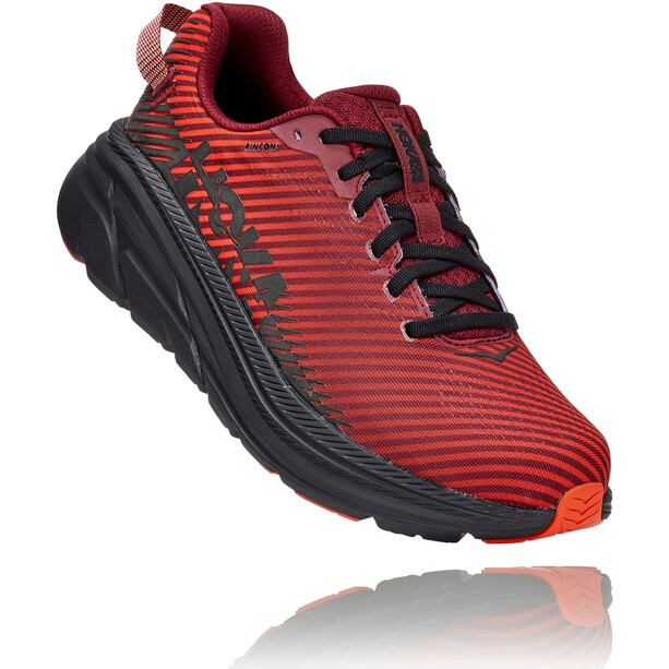 Hoka One One Rincon 2 Running Shoes Men cordovan/anthracite