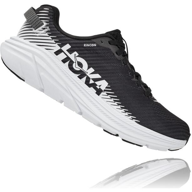 Hoka One One Rincon 2 Chaussures de trail Femme, black/white