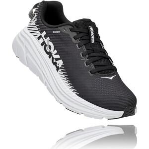 Hoka One One Rincon 2 Chaussures de trail Femme, black/white black/white