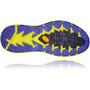 Hoka One One Speedgoat 4 Schoenen Heren, violet/geel