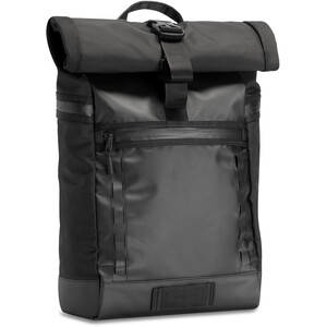 Timbuk2 Tech Roll Top Backpack ジェットブラック