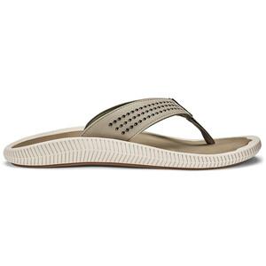OluKai Ulele Chaussures Homme, beige beige