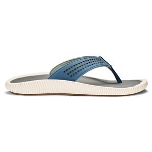 OluKai Ulele Sandals Men, slate blue/charcoal slate blue/charcoal