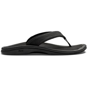 OluKai Ohana Sandalen Damen schwarz schwarz