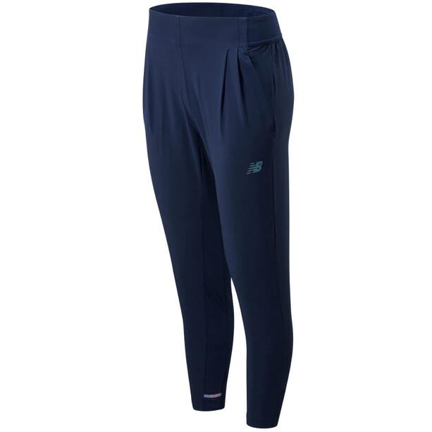 New Balance Q Speed Fuel Run Pants Women blå