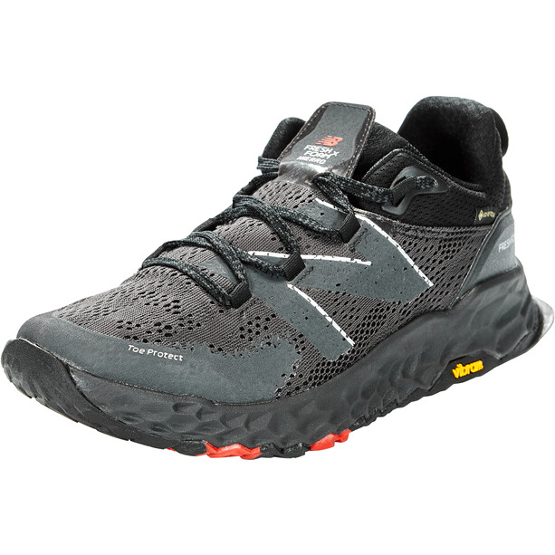New Balance Hierro GTX Running Shoes Men, harmaa/musta
