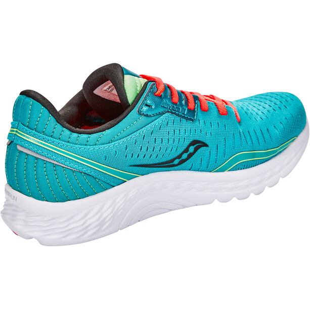 saucony Kinvara 11 Schuhe Damen blue mutant