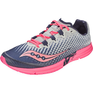 saucony Type A9 Chaussures Femme, blanc/rose blanc/rose