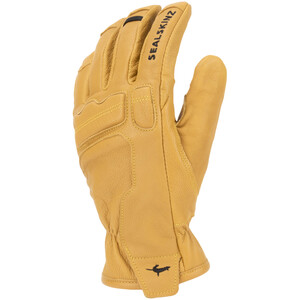Sealskinz Waterproof Cold Weather Work Gloves with Fusion Control natural natural
