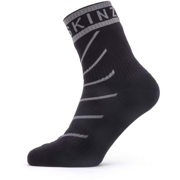Sealskinz Waterproof Warm Weather Ankle Length Socks with Hydrostop grå