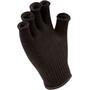 Sealskinz Solo Fingerless Merino Mitt Handschuhe schwarz