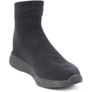 Sealskinz Waterproof All Weather Chaussures tissées hauteur cheville, noir noir