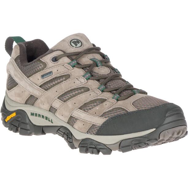 Merrell Moab 2 GTX Shoes Men boulder